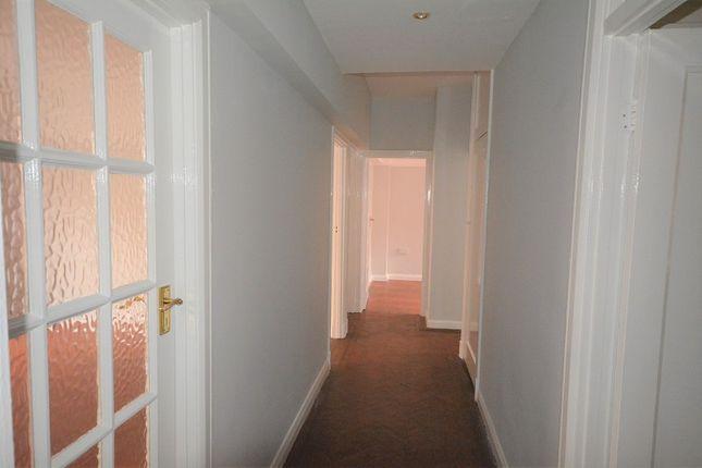 Hallway of Westgate Street, Branksome House, Cardiff. CF10