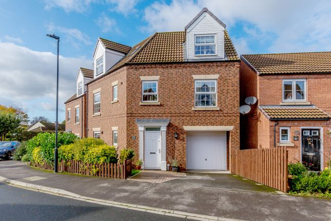 Thumbnail Detached house for sale in Calvert Way, Bedale