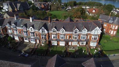 Commercial property for sale in 50, 52, 54 & 56 College Road, Bangor, Gwynedd