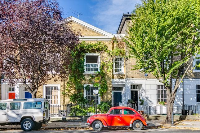 Thumbnail Terraced house for sale in Hemingford Road, London