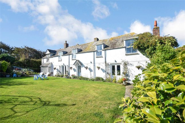 Thumbnail Detached house for sale in Tregatta, Tintagel