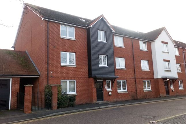 Thumbnail Flat for sale in Tylers Ride, South Woodham Ferrers, Chelmsford