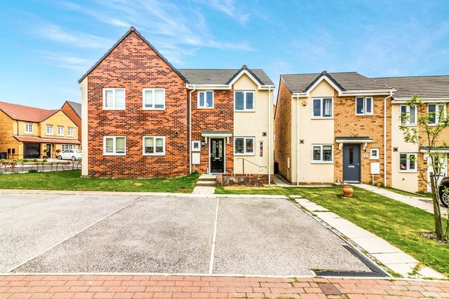 Thumbnail Semi-detached house for sale in Fred Edwards Park, Rawmarsh, Rotherham