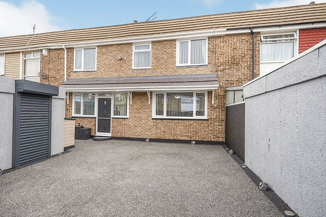 Terraced house for sale in Perran Close, Bransholme, Hull