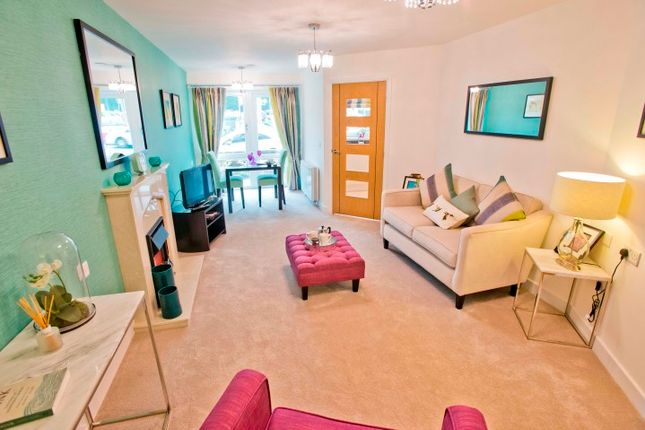 "Thumbnail Flat for sale in ""Typical 1 Bedroom"" at Hilton Court, Hilton Road, Bishopbriggs, Glasgow"