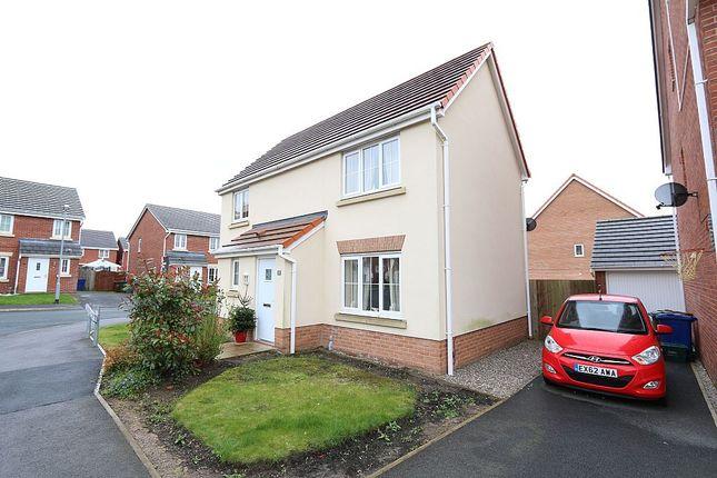 4 bed detached house for sale in Dukinfield Court, Buckshaw Village, Chorley, Lancashire