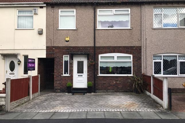 Thumbnail Terraced house for sale in Patricia Grove, Bootle