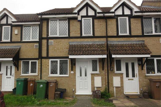 Thumbnail Terraced house to rent in Primrose Close, Hackbridge, Surrey, United Kingdom