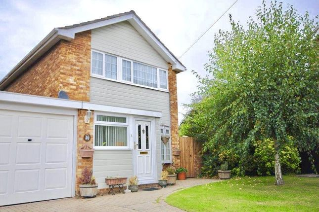 Thumbnail Link-detached house for sale in Sunrise Avenue, Chelmsford, Essex