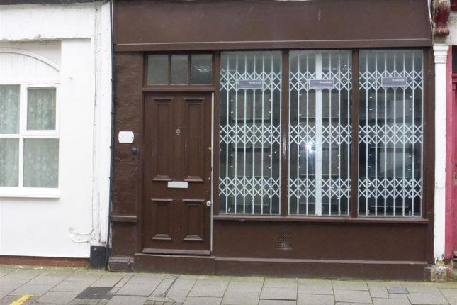 Thumbnail Retail premises to let in Wadham Street, Weston-Super-Mare