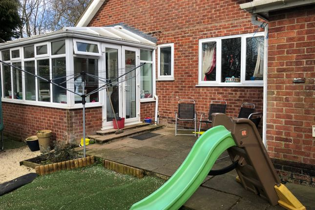 Thumbnail Detached bungalow for sale in Station Road, Donington-On-Bain, Louth, Lincolnshire