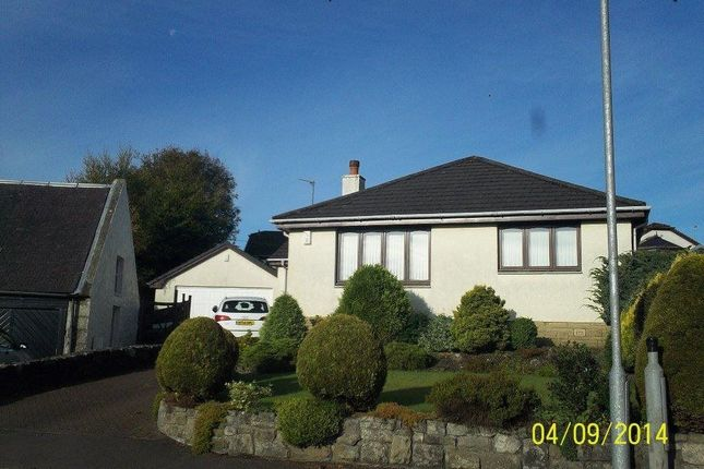 Thumbnail Detached house to rent in Johnshill, Lochwinnoch