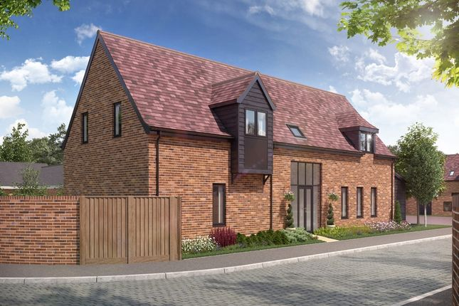 Thumbnail Detached house for sale in Traily House, Northill Meadows, Ickwell Road, Northill