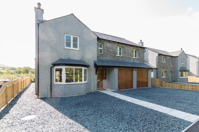 Thumbnail Detached house for sale in Walna Scar View, Torver, Coniston, Cumbria