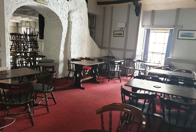 Pub/bar for sale in St George Street, Tenby