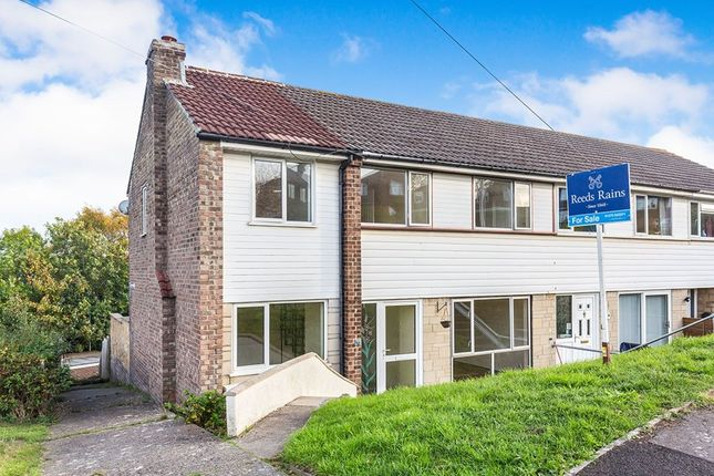Thumbnail Semi-detached house to rent in Severn Road, Portishead, Bristol