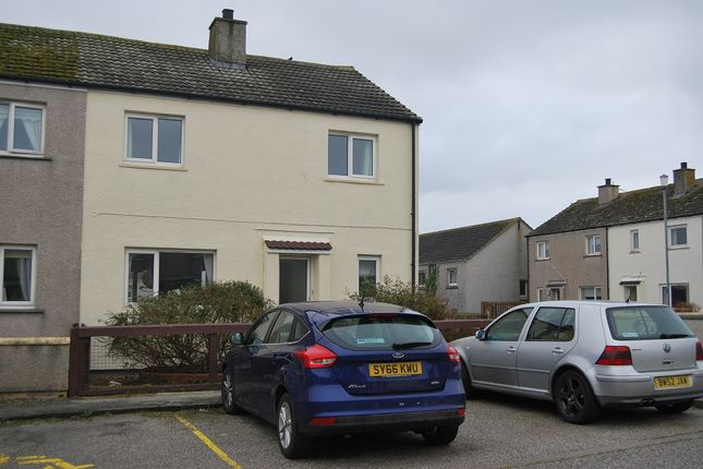 Thumbnail End terrace house for sale in Baille Na Cille, Balivanich, Isle Of Benbecula, Western Isles