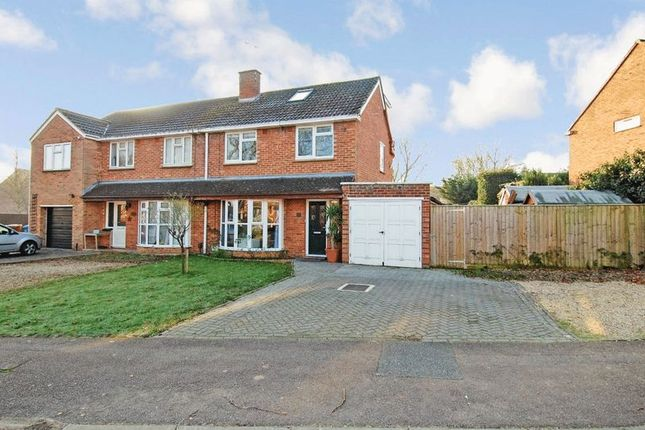 Thumbnail Semi-detached house for sale in Croft Avenue, Kidlington