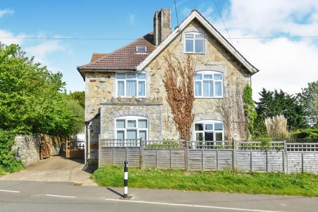 Thumbnail Detached house for sale in Freshwater, Isle Of Wight, .