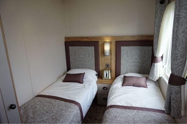 Bedroom of Suffolk Sands Caravan Park Carr Road, Felixstowe IP11