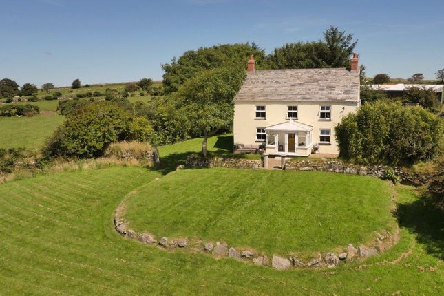 Thumbnail Detached house for sale in St Breward, Bodmin