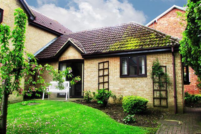 Thumbnail Bungalow for sale in Russell Court, Rushden