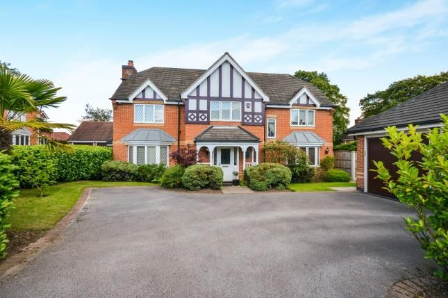 Thumbnail Detached house for sale in Haddon Road, Mansfield, Nottinghamshire