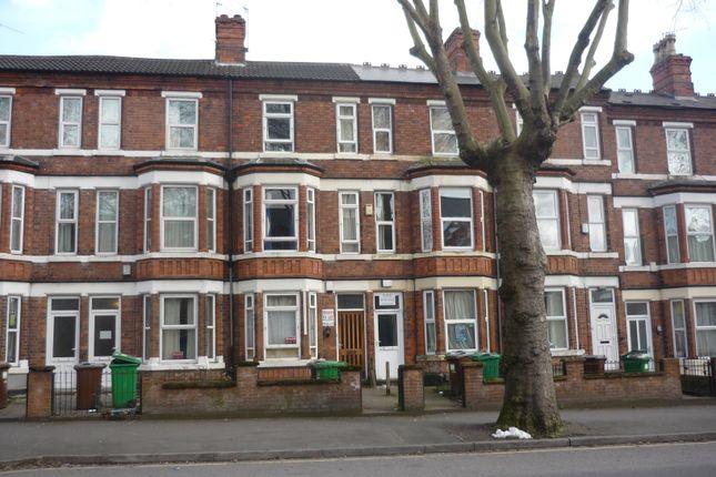 Thumbnail Terraced house to rent in Lenton Boulevard, Lenton, Nottingham