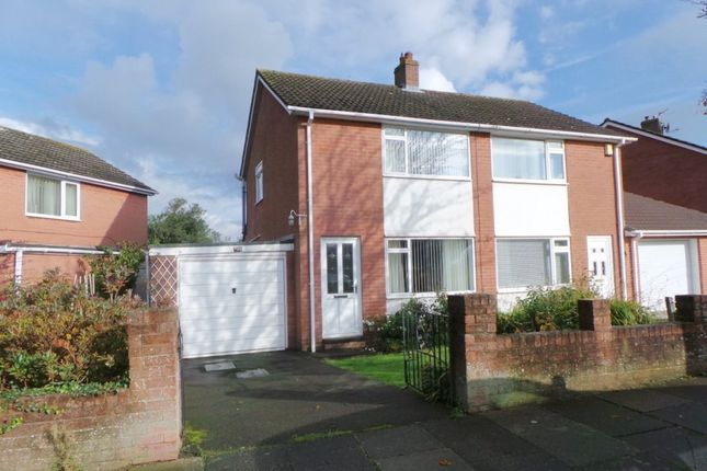 Thumbnail Semi-detached house to rent in Yewdale Road, Carlisle