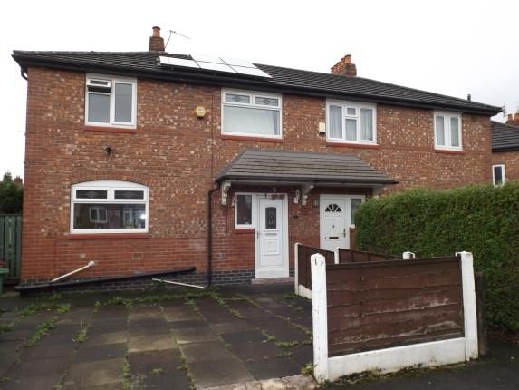 Thumbnail Semi-detached house for sale in Westdean Crescent, Manchester, Greater Manchester, Uk