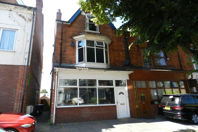 Thumbnail Terraced house for sale in Albert Road, Stechford, Birmingham