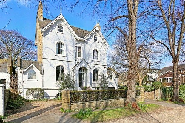 Thumbnail Detached house for sale in Putney Park Avenue, London