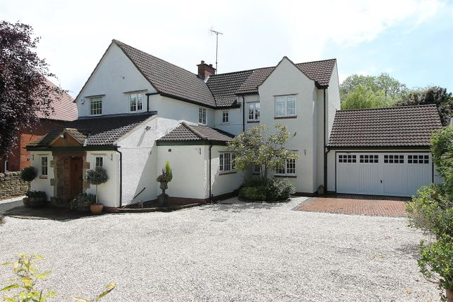 Thumbnail Detached house for sale in Chatsworth Road, Brookside, Chesterfield