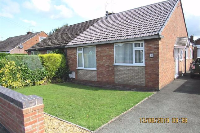 2 bed semi-detached bungalow to rent in Whitefriars, Oswestry SY11