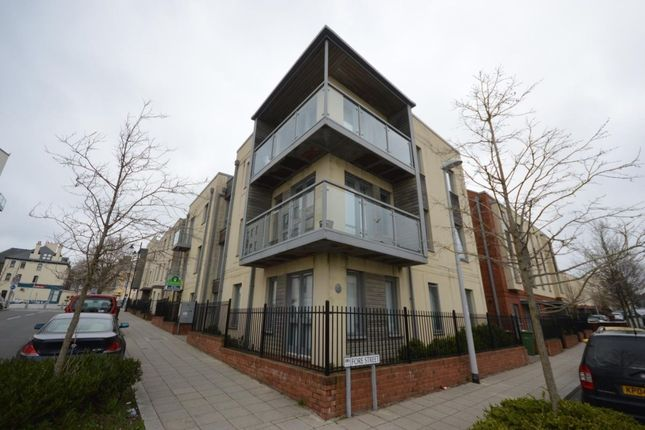 Thumbnail Flat for sale in Wall Street, Plymouth