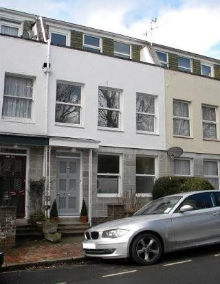 Thumbnail Terraced house to rent in Derwent Road, Eastbourne