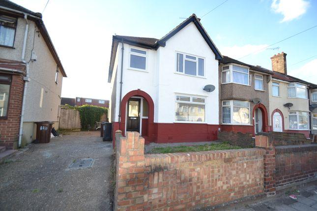 End terrace house for sale in Ballards Road, Dagenham