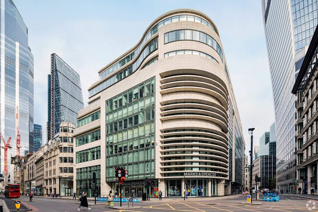Thumbnail Office to let in 70 Gracechurch, London
