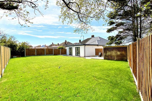 Thumbnail Semi-detached bungalow for sale in Mark Road, Hightown, Liverpool