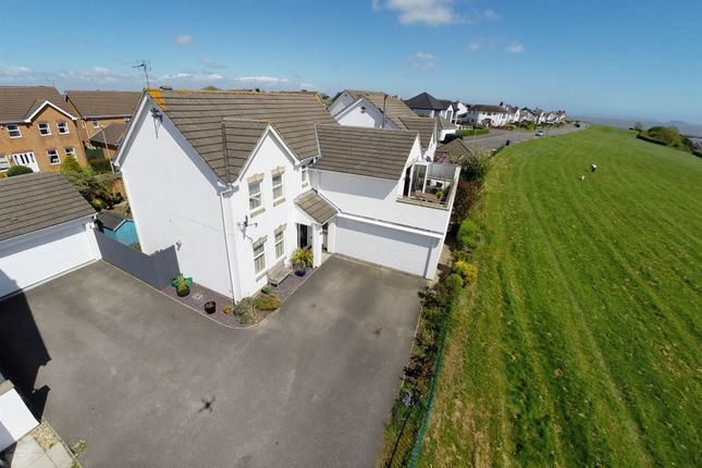 Detached house for sale in Marine Drive, Barry