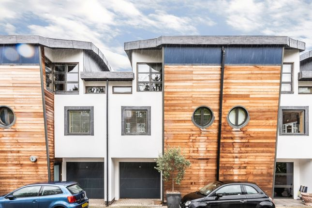 Thumbnail Terraced house to rent in Francis Bentley Mews, London