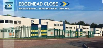 Light industrial to let in Unit 9, Edgemead Close, Round Spinney, Northampton