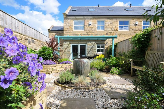 Thumbnail End terrace house for sale in The Malt, Main Street, Burley In Wharfedale, Ilkley
