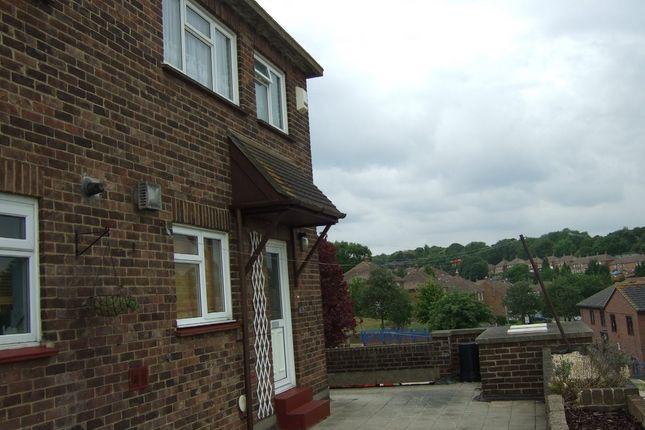 Thumbnail Maisonette to rent in Spinnaker Court, The Fairway, Rochester
