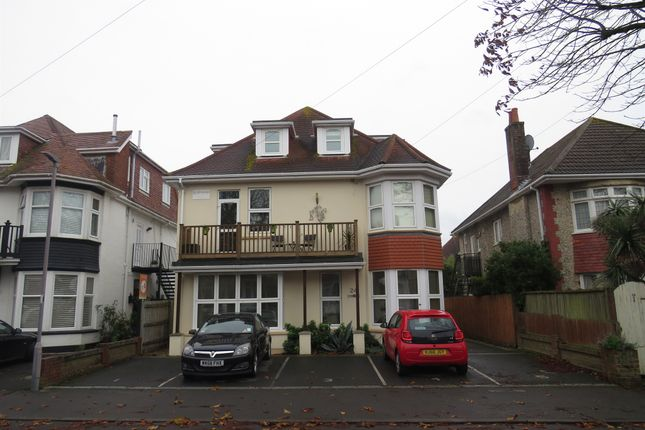 Thumbnail Flat for sale in Southern Road, Southbourne, Bournemouth