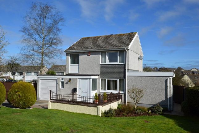 Thumbnail Detached house for sale in Hanson Road, Liskeard, Cornwall