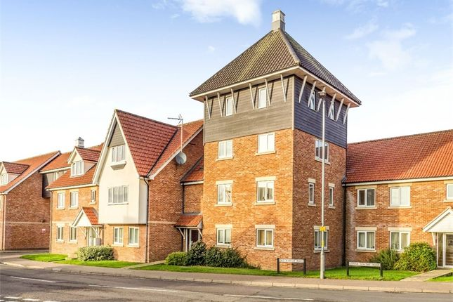 Thumbnail Flat for sale in Old Market Road, Stalham, Norwich, Norfolk