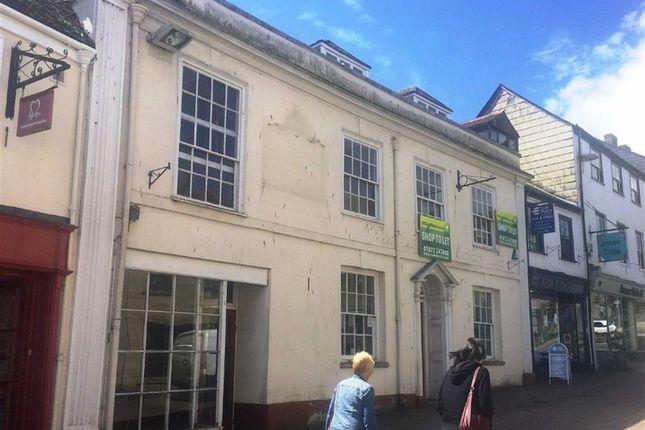 Thumbnail Retail premises to let in 19-19A Pydar Street, Pydar Street, Truro