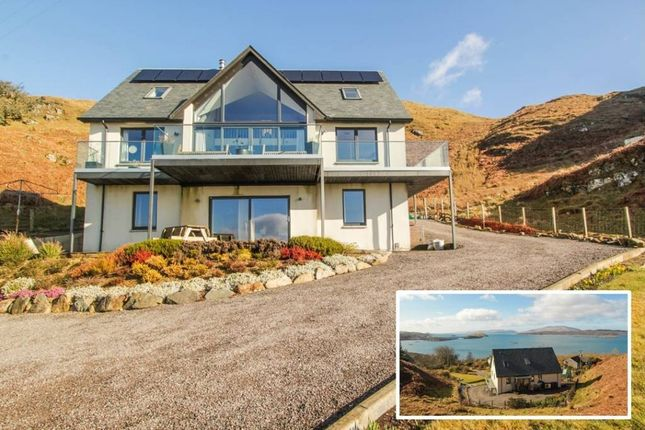 Thumbnail Detached house for sale in Arduaine, Oban