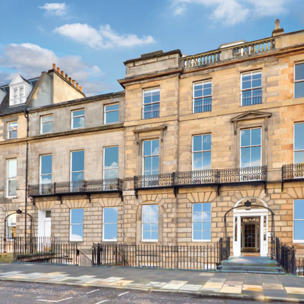Thumbnail Flat for sale in Melville Crescent, Edinburgh